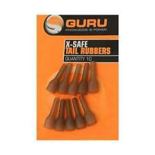 Guru NEW X-Safe Tail Rubbers -*All Sizes Available*- Coarse / Match Fishing