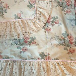 Dorma Chestnut Hill Double Duvet Cover, pillowcases valance sheet Cottagecore.