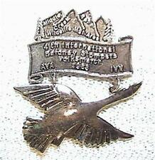 1983 4th VOLKSMARCH MEDAL BALONEY STOMPERS MIDDLE CREEK WILDLIFE AREA PENN VGC