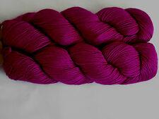 Fyberspates DK Scrumptious Knitting Yarn, 45/55 Silk, Merino Wool, 100g x 220m