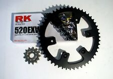 RK  Chain and JT Sprocket Kit Honda CRF 450R 2004-2016
