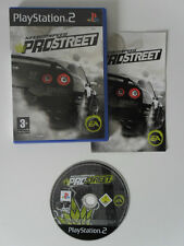 NEED FOR SPEED PROSTREET - PLAYSTATION 2 - JEU PS2 COMPLET
