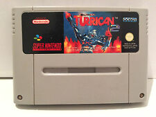 Super Turrican 2 Nintendo Super NES SNES Pal Loose