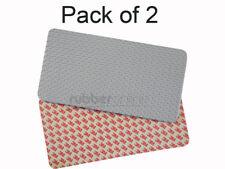 Self Adhesive Deck Trailer Tread 310 x 160mm, Grey Dog Bone - Pack of 2