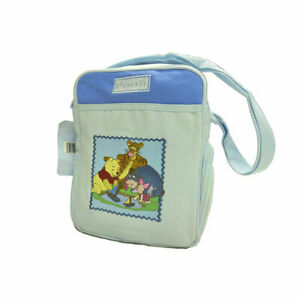 Disney Winnie the Pooh & Friends Small Diaper Bag for Baby Essentials & Items