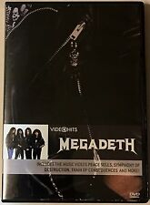 MEGADETH *VIDEO HITS COLLECTION*  STANDARD DVD NM-MT