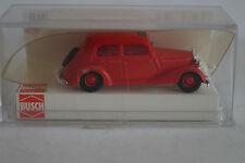 Busch Modellauto 1:87 H0 Mercedes-Benz 170V Feuerwehr