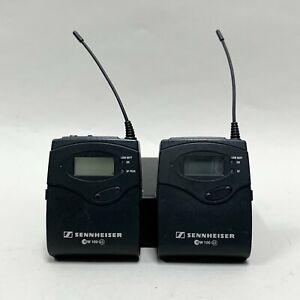 Sennheiser EW 100 G3 Receiver / Transmitter
