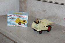 dinky supertoys basculeur automoteur en boite (n°887)