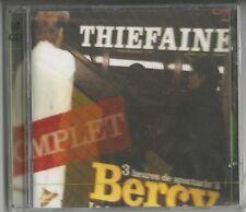 Hubert Fèlix thiéfaine en concert á Bercy - 2 CD NEUF/NEW/NEUF