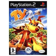PS2 Playstation 2 PAL VERSION El Tigre de Tasmania Rescate Agreste
