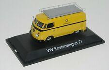 Schuco 1/43 VOLKSWAGEN VW KASTENWAGENT1 splitscreen van DEUTSCHE POST EDITION
