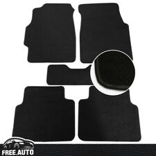 For 1994-2001 Acura Integra Black Floor Mats Carpet Nylon