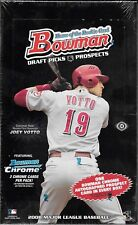 2008 BOWMAN DRAFT PICKS AND PROSPECTS BASEBALL HOBBY BOX