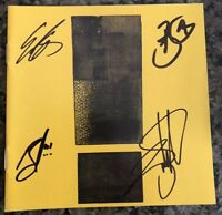 SHINEDOWN Attention Attention CD With Autographed Booklet New