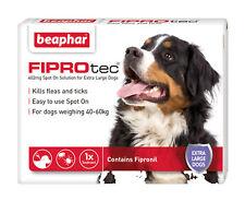 Beaphar Fiprotec Spot On Extra Large Dogs (40kg+) 1 Treatment Flea Tick 5 Weeks