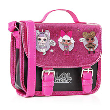 L.O.L. Surprise! LOL Dolls Handbag For Girls Featuring Glitterati Doll Unicorn,