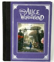 Alice in Wonderland by Disney Book Group Hardcover Book Reissued 2010 Edition