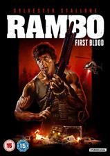 Rambo: First Blood (UK IMPORT) DVD [REGION 2] NEW