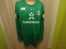 Werder Bremen Nike Langarm Freizeit-Training Trikot + Nr.39 + Handsigniert Gr.XL