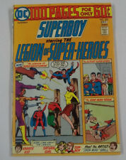 Superboy #205 (1st Print) 7.0 FN/VF 2nd Work of Grell
