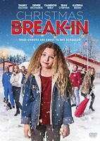 Christmas Break-In (DVD, 2018, Widescreen) Usually ships within 12 hours!!!