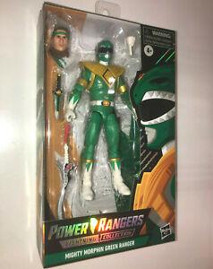 Spectrum GREEN Ranger POWER RANGERS Lightning Collection Tommy figure toy Morphn