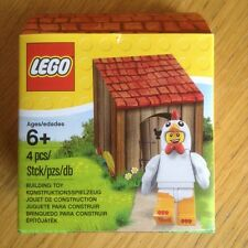 Lego Collectible minifigure Easter box set Hen House COL135 Chicken Suit Guy