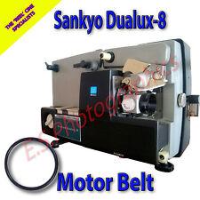 SANKYO DUALUX-8 8mm Cine Projector Belt (Main Motor Belt)