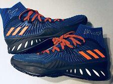 Kristaps Porzingis Autograph 14.5 Adidas Crazy Explosive PE Signed Shoes STEINER