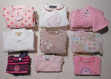 Lot de 20 vêtements Bébé Fille Naissance / 1 Mois Vertbaudet Catimini
