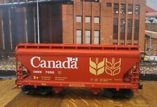 Government Du Canada ACF 2-Bay Covered Hopper - Lionel 6-17012 - Mint