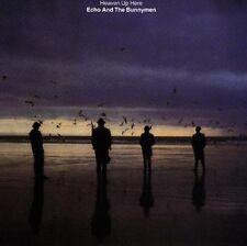CD Album Echo & Bunnymen - Heaven Up Here (Mini LP Style Card Case) NEW