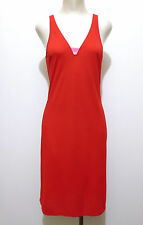 MALIZIA by LA PERLA Abito Vestito Donna Sera Woman Rayon Party Dress Sz.M - 44