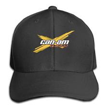 Can Am Spyder Roadster Snowmobile Adjustable Snapback Hats Baseball Caps