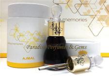 BIG 12ML *MUSK AL GHAZAL* By Ajmal LTD Edition Gorgeous Black Musk Perfume Oil