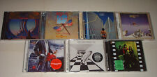 YES CD collection GOING FOR SHOWS TIME WORD TORMATO ALBUMUNION HOUSE BLUES