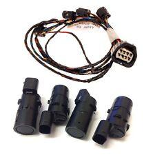 Range rover sport oem arrière parking faisceau de câbles & 4 capteurs kit réparation (2005-09)
