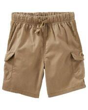 Pantalón corto marrones para niños de 0 a 24 meses