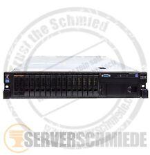 IBM x3650 M4 16x SFF 64GB 16x 4GB 2x E5-2690 2.90GHz 2x 600GB 10K SAS Server