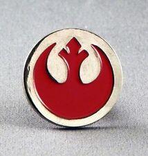 Metal Enamel Pin Badge Brooch Star Wars Starwars SW Rebel Alliance Rebul Aliance