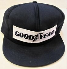 Vintage Good Year Logo Advertising Baseball or Trucker Hat