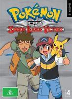 Pokemon - Diamond & Pearl Sinnoh League Victors : Season 13 (DVD, 4-Disc Set)
