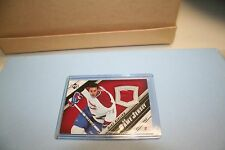 Mike Ribeiro 2005-06 UD # J2-MR GU Jersey Montreal Canadians