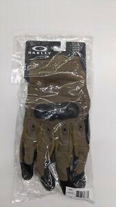 Oakley Factory Pilot Gloves Tan