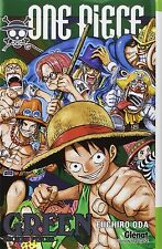 ONE PIECE GREEN Oda artbook Manga shonen