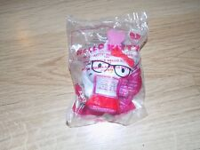 Hello Kitty #1 Sealed McDonalds Happy Meal Toy PVC Figure &  Ruler 2015 New