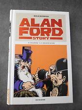 ALAN FORD STORY n° 42 (contiene i nn° 83 e 84) - MONDADORI CARTONATO - NUOVO