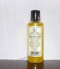Khadi Herbal Saffron, Tulsi and Reetha Shampoo - 210 ml