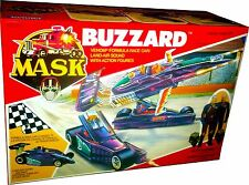 M.A.S.K. MASK Kenner  - Buzzard Vintage 1986 - Collectible MISB NEW!! AFA IT!